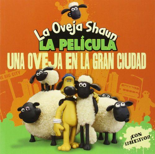 Oveja Shaun libro