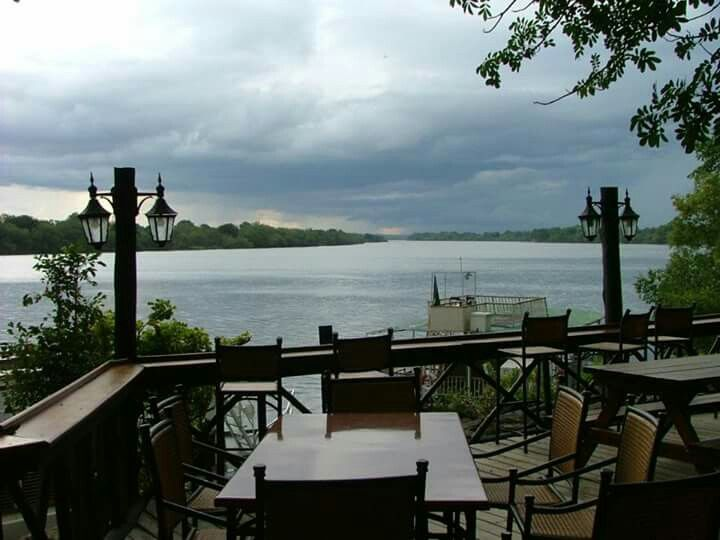 "The Zambezi River is Southern Africa's ""River of Life."" The fourth largest river system in Africa... Livingstone Waterfront - Zambian side....Welcome to Extreme Frontiers - Our website is http://gerhard53.wixsite.com/extreme-frontiers"