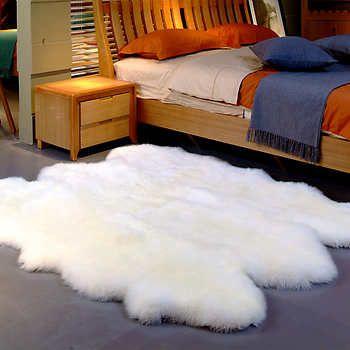 Sexto Sheepskin Rug Sheepskin Rug Fluffy Rug Plush