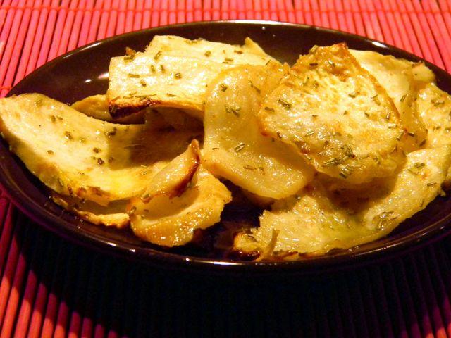Daikon al forno con patate – Ricette Vegan – Vegane – Cruelty Free