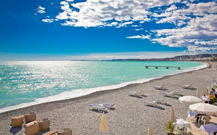 Bay of Angels, Nice