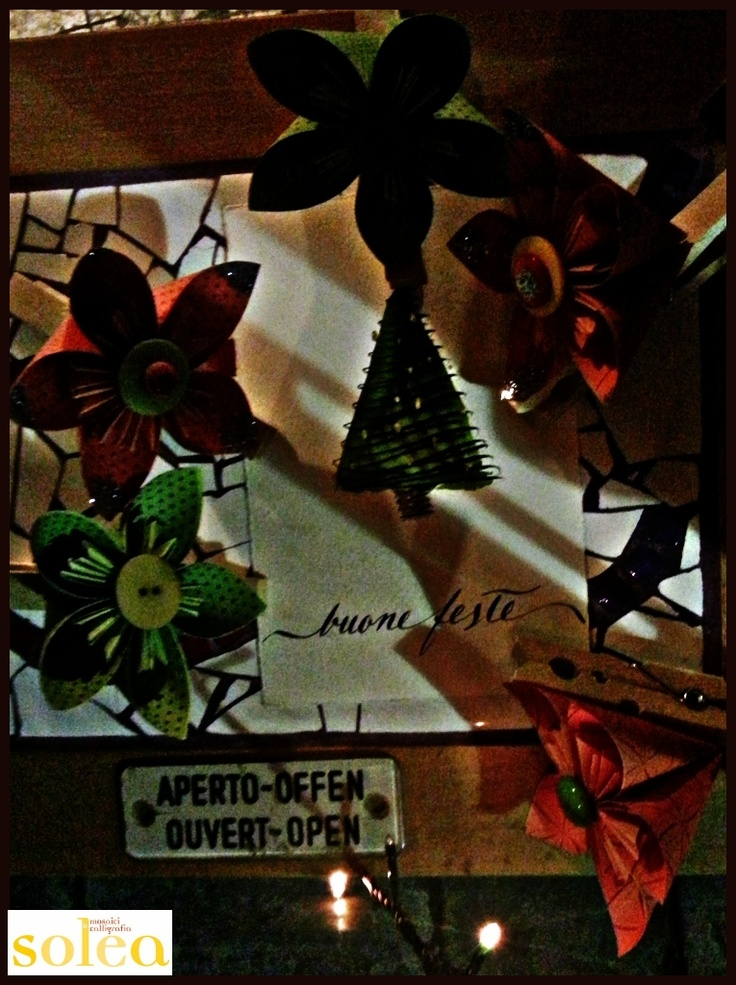 Kusudama (fiori di carta giapponesi / japanese paper flowers)
