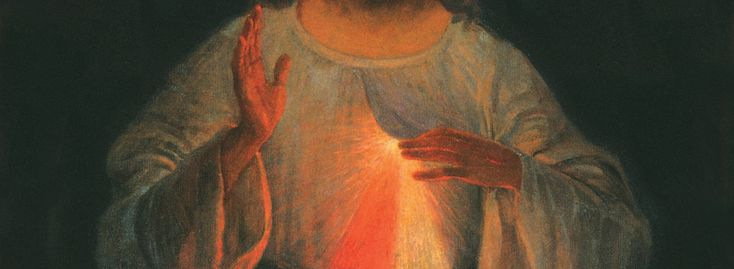 Le Dimanche de la Divine Miséricorde