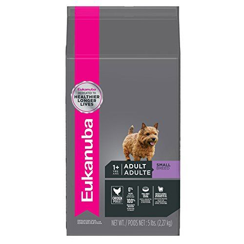 Eukanuba Small Breed Adult Dog Food 5 lbs -- Check out this great product.