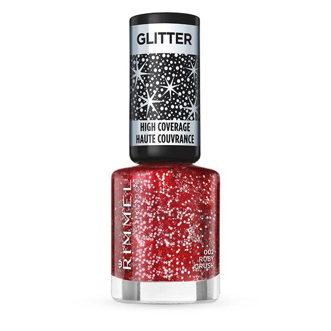 Glitter Top Coat | Rimmel London UK