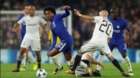 Chelsea Barcelona Ensured Champions League Second Round Spot