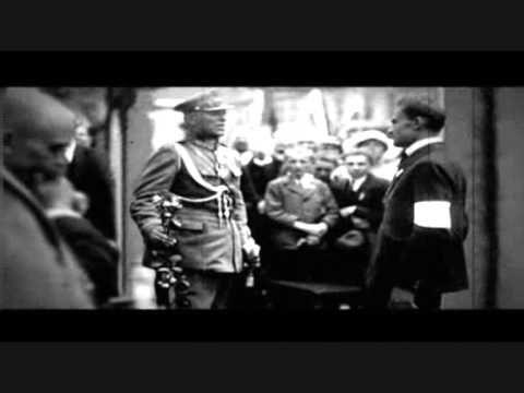 Idą powstańcy (Projekt 1921)