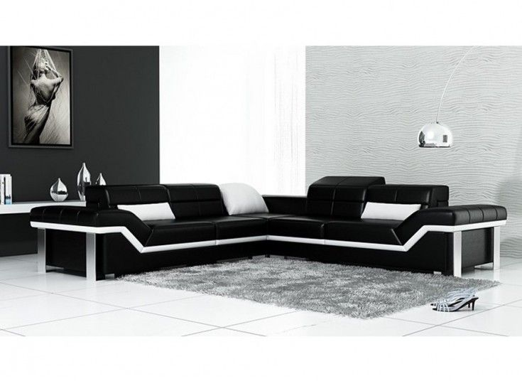 Luxury Half Moon Shaped Couches