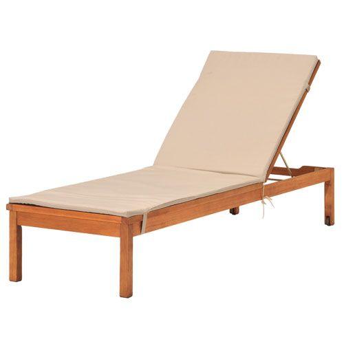 Pacific Sun Lounger H: 860mm, W: 600mm, L: 1920mm.  . Sun LoungerOutdoor  FurnitureHammock ... Part 31