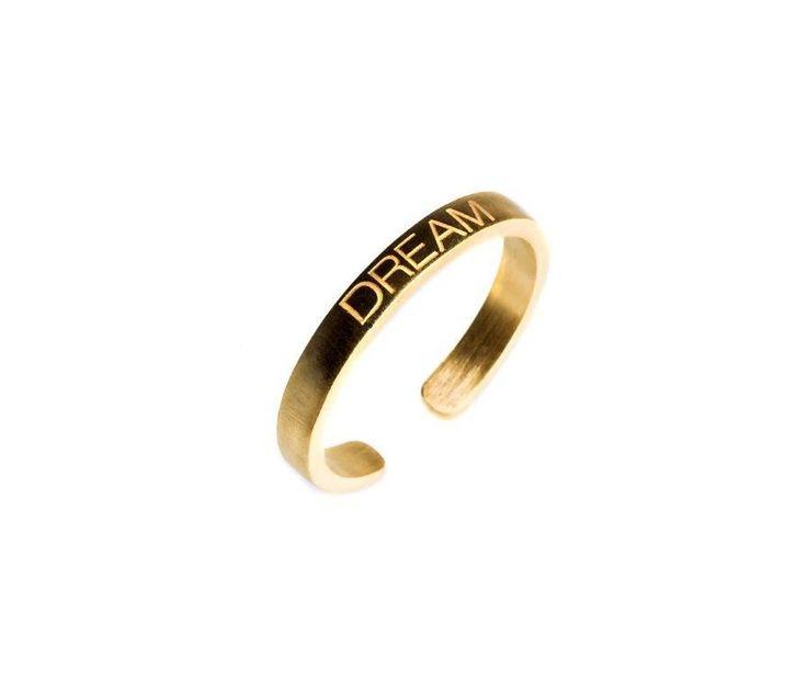 Power Quote DREAM Ring - HeidisHoff.no #ring #dream