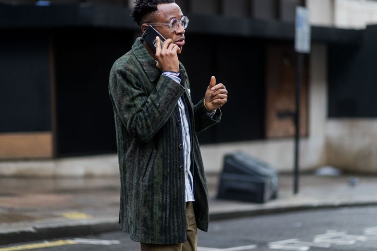 The Best Street Style From London Fashion Week Mens