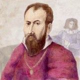 Antonio Gisbert, pintos español, autor del 'Fusilamiento de Torrijos y compañeros en la playa de Málaga'.