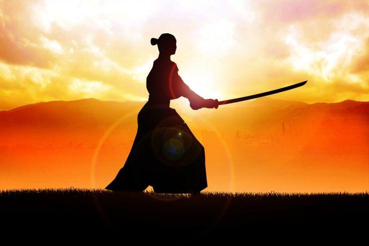 Znalezione obrazy dla zapytania samuraj japonia
