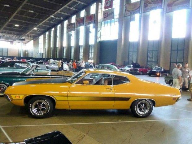 1971 ford torino cobra 2 dr hardtop bill knight ford 9607 s - 1971 Ford Gran Torino Cobra
