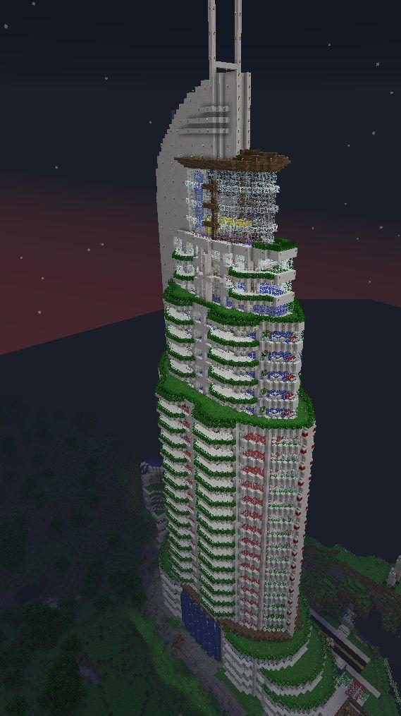 Skyscraper Minecraft