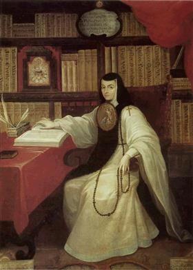 Sor Juana - Miguel Cabrera