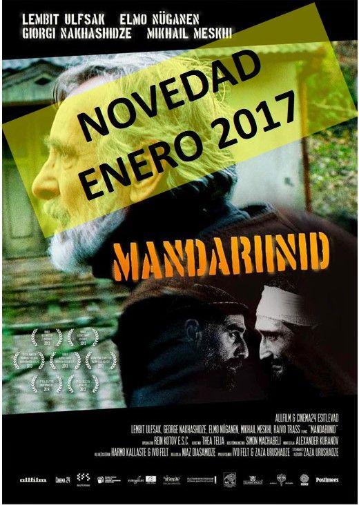 Mandarinas / dirección Zaza Urushadze