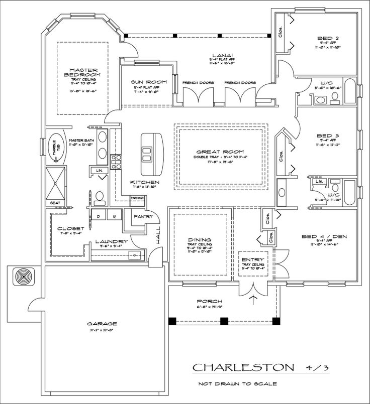 master bedroom connected to laundry floorplans – Bathroom Floorplan