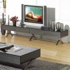 Creative Images International High Gloss Entertainment Unit - TV059