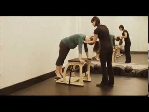 The Cardio-Tramp - Peacock Pilates London Reformer Studio - YouTube