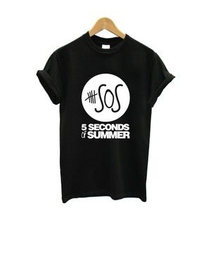 5 sos (Seconds of Summer) Shirt
