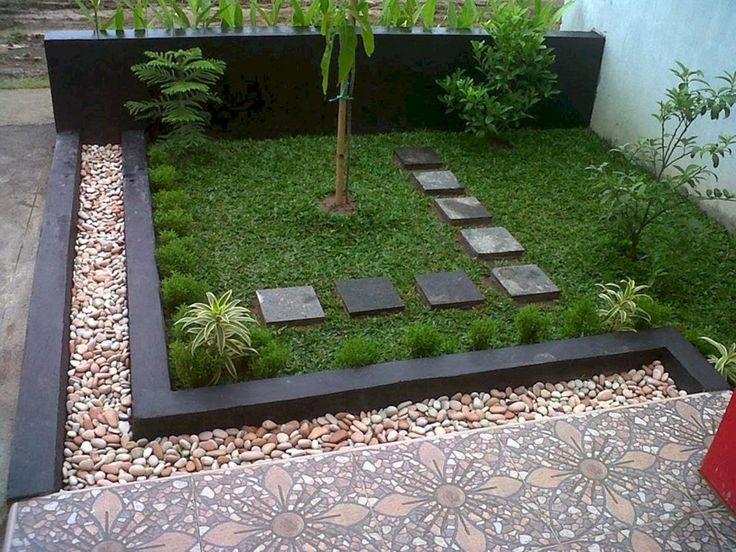Phenomenal 25 minimalist dream garden design ideas for small home yard https