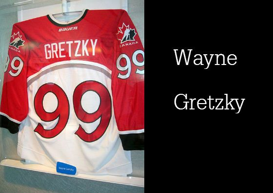 wayne gretzky essay Wayne douglas gretzky was born on january 26th , 1961 in brantford, ontario, canada as is well known he became the most known hockey player in canada and for that.
