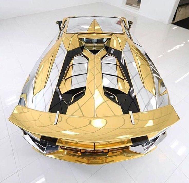 #Lamborghini #veneno #lambo #exoticcars Gold & Silver