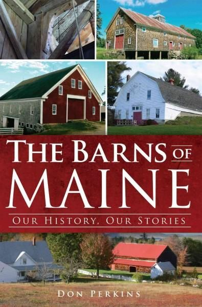 Although humble in their function, these carefully crafted barns have shaped the lives of Mainers for centuries. Built long before the days of plastic and plywood, the barns have survived for generati