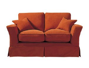 Rust colored sofa living rooms pinterest for Living room with rust colored sofa