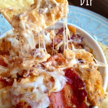 Bacon Cheeseburger Dip Recipe; http://folakeminuggets.blogspot.com/p/for-free-15-minutes-for-motivational.html