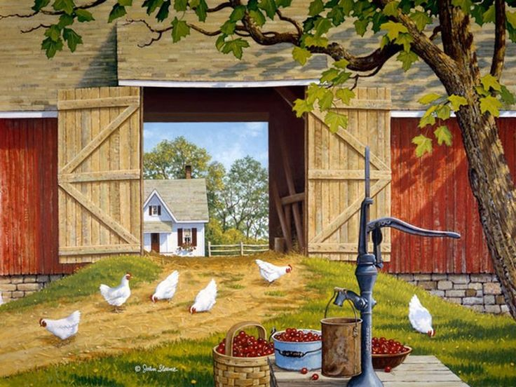 john sloan art | touching hearts: JOHN SLOANE - PAINTINGS