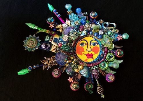 The Fantastic Bead Mosaics by Joselyn S Walsh   The Blue Pla…   Flickr