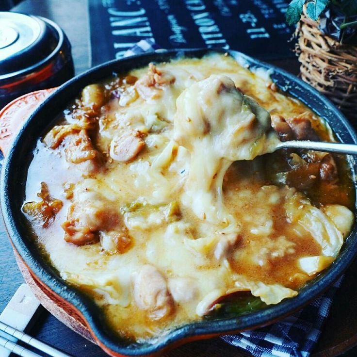 こんにちは~♪週末のバタバタでインスタにあげてたチーズダッカルビのレシピをアップするの忘れてました(^^;さっそくですがレシピご紹介させて下さいね❤焼肉のたれ…