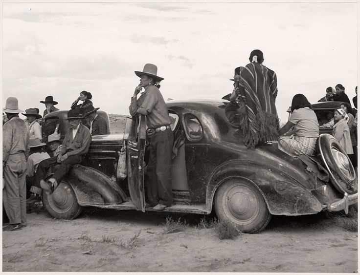 New Mexico, 1941.Photograph by B. Anthony Stewart, National Geographic Creative