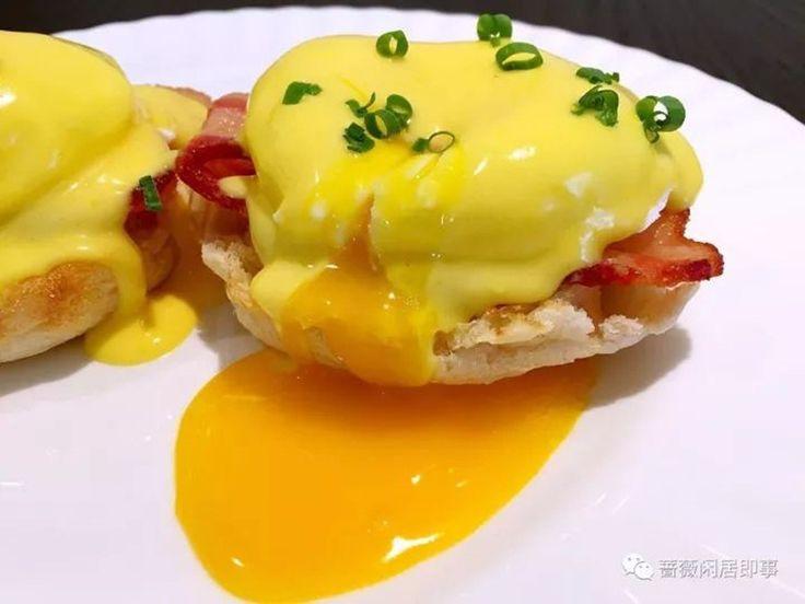 班尼迪克蛋 Eggs Benedict做法介绍