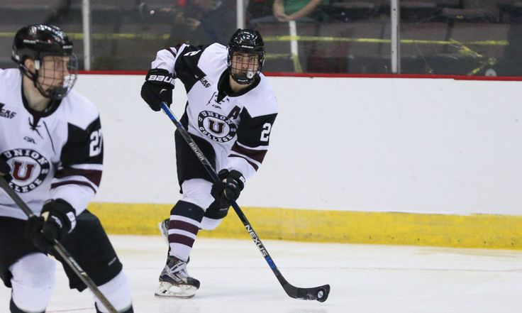 Jeff Taylor inks entry level deal with Penguins = The Pittsburgh Penguins have confirmed, following the culmination of his NCAA career, that defenseman Jeff Taylor has inked a two-year entry level deal with the Metropolitan Division club. A native of Clifton Park, New York, Taylor skated for the USHL's Dubuque Fighting Saints before heading to the NCAA in 2013. He was drafted following his first season with Union College, where he…..