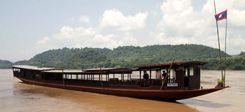 Cruising the mekong - Luang Prabang - Laos to Thailand