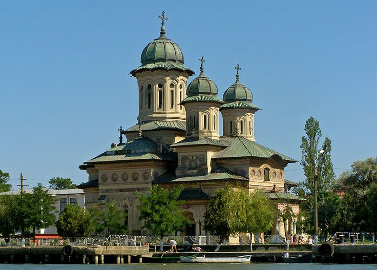 Catedrala Sfintii Nicolae si Alexandru, Sulina.Tulcea