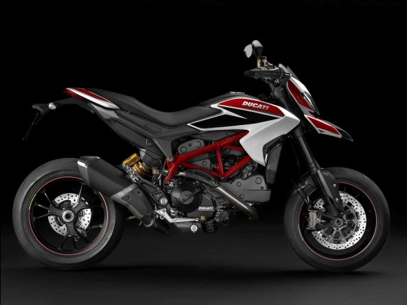 Are you ready for the new 2013 Ducati Hypermotard?