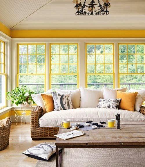 Inspirational Comfortable Sunroom Furniture