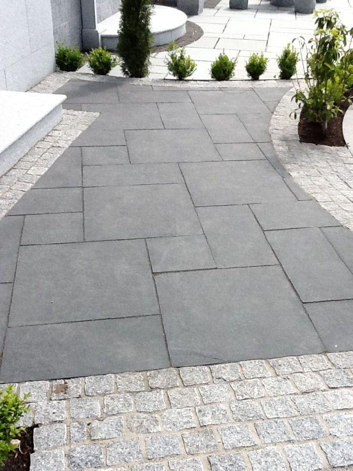 irish limestone paving - Google Search