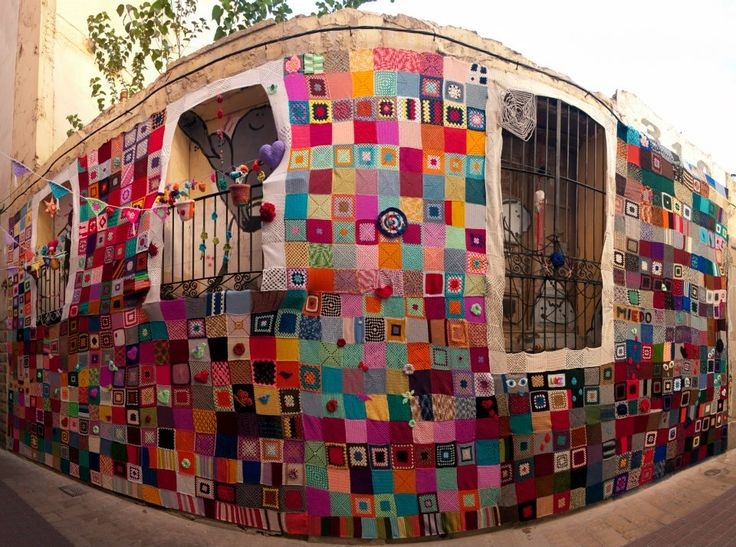 17 Best images about Yarn Bombing/Knitting Street Art/Wild ...