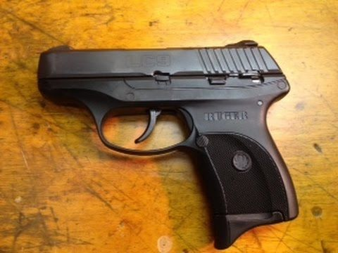 How to take down and clean the Ruger LC9