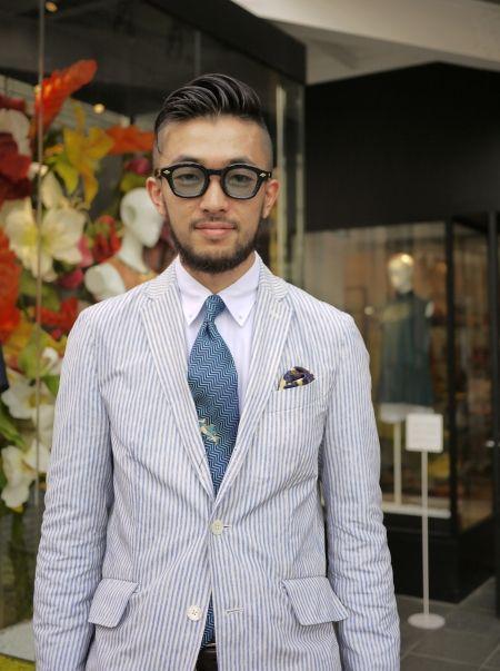 Tokyo dandy gentleman...