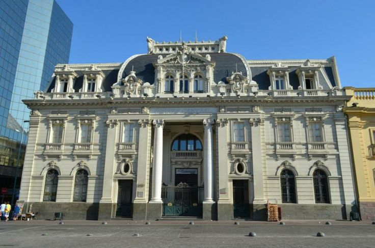 Edificio Correos de Chile, Santiago Centro, Chile