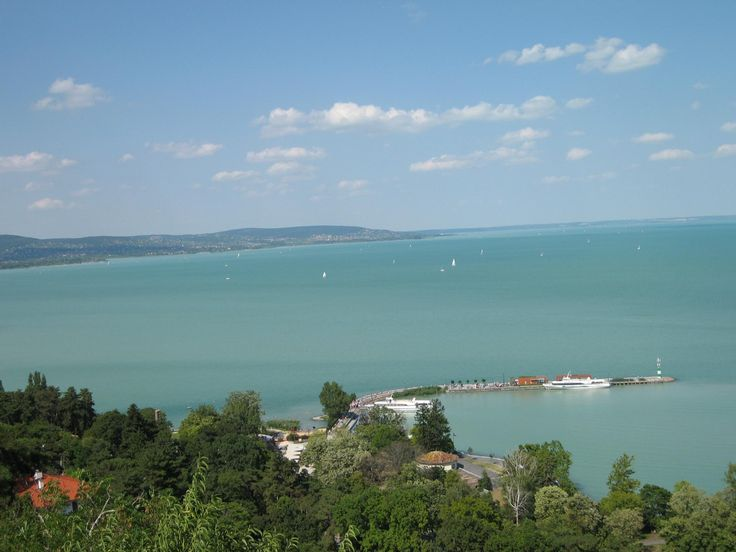 **Lake Balaton (holiday resorts) - Somogy County, Hungary