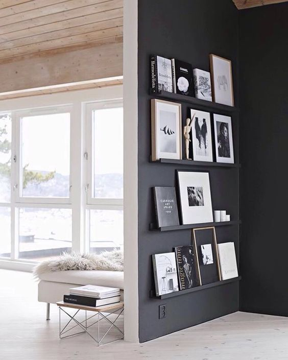 Best 10 monochrome interior ideas on pinterest for Monochrome design ideas