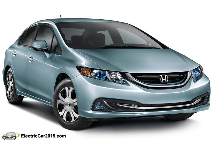 2014 Honda Civic Hybrid Review and Pricing