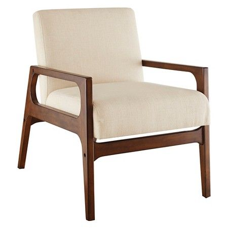 Windson Wood Arm Chair - Thresholdâ?¢  Target